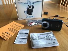 Picsio JVC Waterproof HD Camcorder/ Camera - Video and Stills