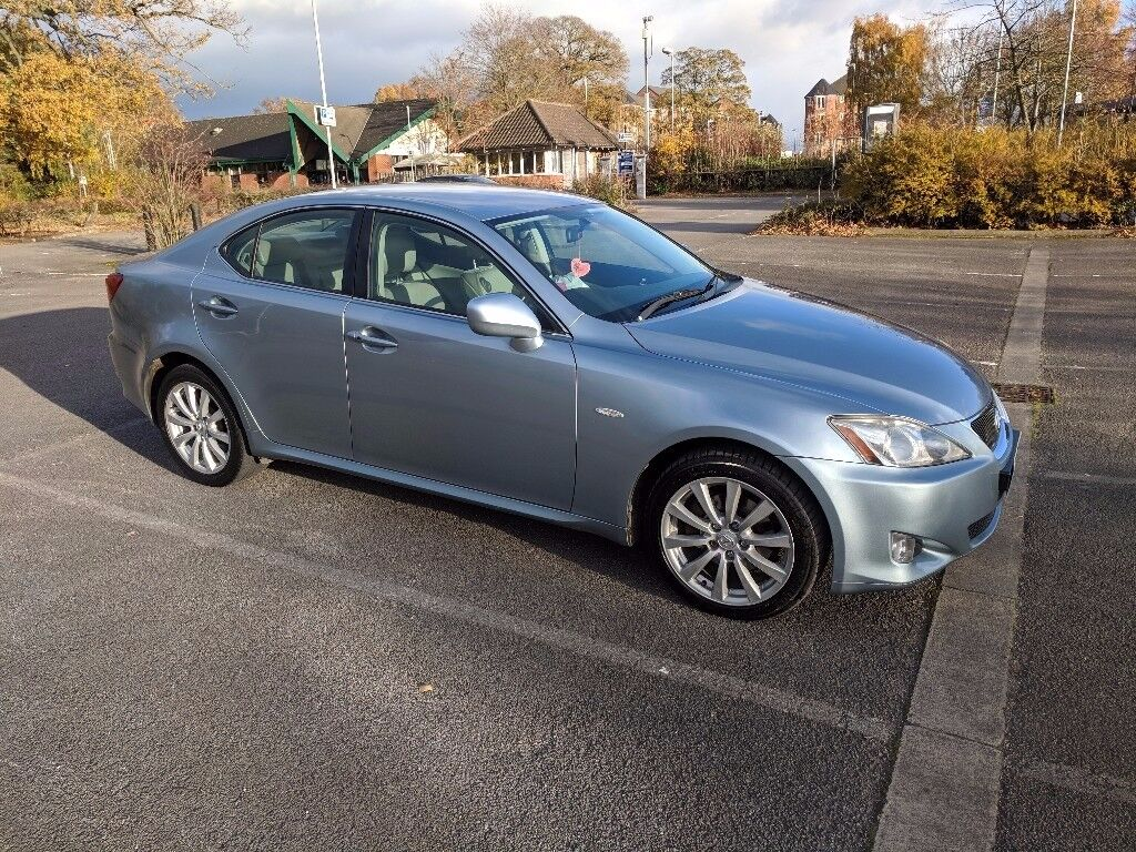 Lexus IS220d - Full Service History, Full Leather Interior