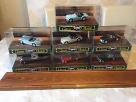 Corgi models cars