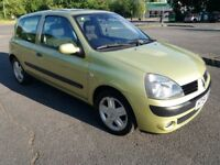 Clio only 41000 miles £1195