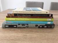 Architecture Books - Bundle or Separate