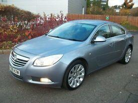 Vauxhall insignia 2009 1.8 vvt 12 months MOT warrented