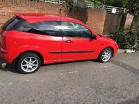 ford focus 1.8 petrol 2005 3 door £795