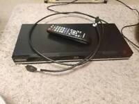 Samsung Blu-ray player an remote