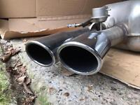 Genuine Audi RS3 Exhaust