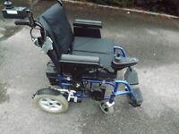 enigma energi power wheelchair dual controls