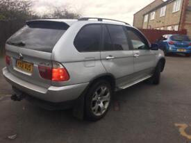 BMW X5 3.0D 2002