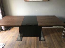 Harveys dining room extending table
