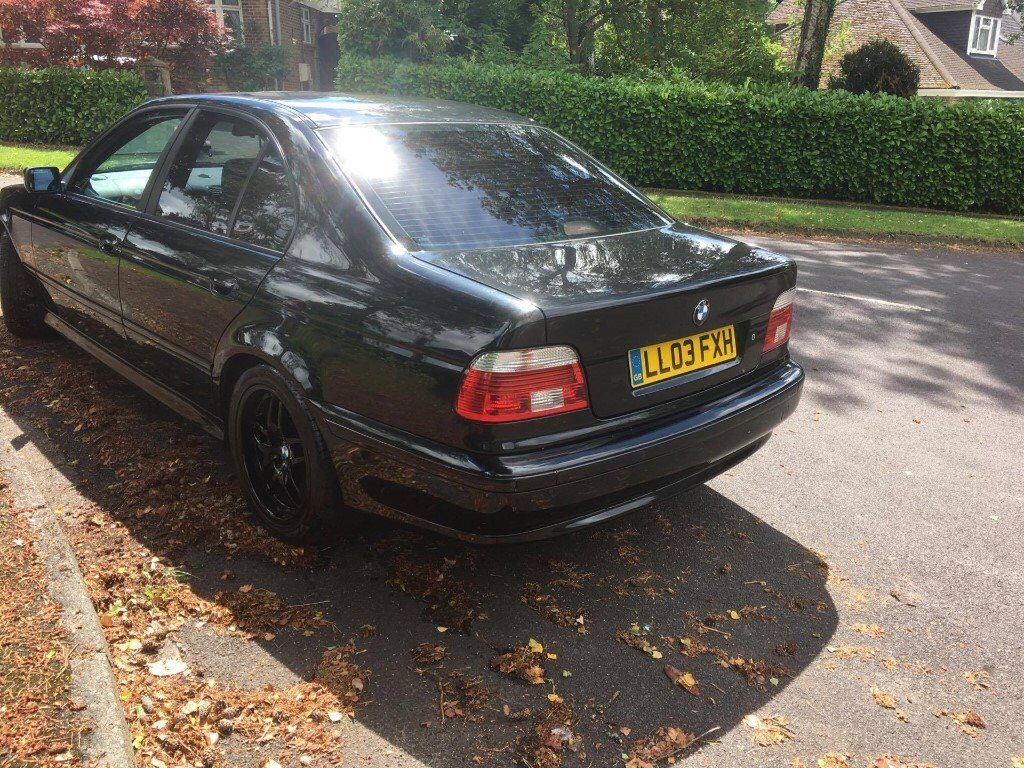 BMW 520 es-se 130k Auto Full leather Really good car MOT April 18 NO ISSUES