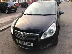 SHARP LOOKING Vauxhall CORSA 1.4SE 2010 manual