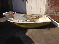 Blue Peter Sailing Dinghy/Tender