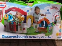 Little tikes discover and learn activity garden