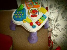 Vtech Play Table