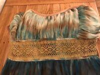 Karen millen corset top size 10