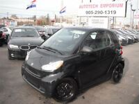 2012 smart fortwo passion / Navigation / Glass Roof / Alloys
