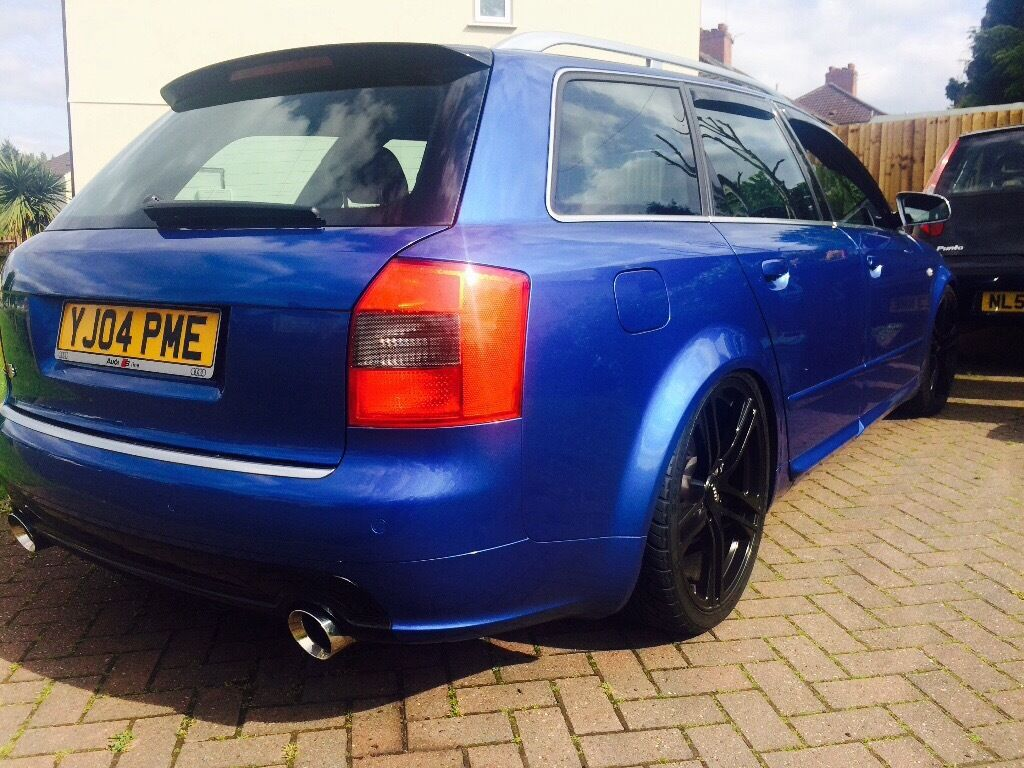 audi a4 b6 avant 190bhp sline in wolverhampton west midlands gumtree. Black Bedroom Furniture Sets. Home Design Ideas