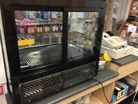 Polar refrigerated chiller countertop cabinet CD229
