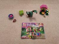 LEGO Friends Mia's Puppy House (3934) plus other lego £10