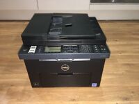 Dell Multifunction Laser Printer 4 in one, model Dell C1765NFW