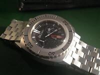 Ocean7 G2 Chrono Divers watch Rare carbon fibre dial