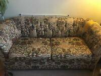 Free two seater sofa bed