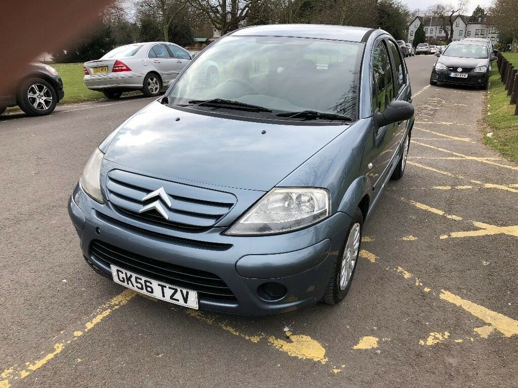 2006 Citroen C3 1.4 i Desire 5dr Full Service History HPI Clear 1 Former Keeper @07725982426@
