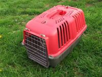 Pet Carrier small 47 x 30 x 32 ideal for rabbit or small dog /cat