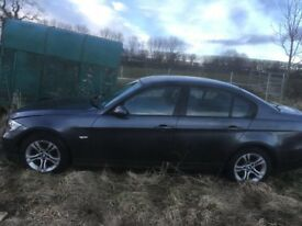 2008 bmw 318d 320d n47 n47 spares or repairs excellent engine and box £975 no offers