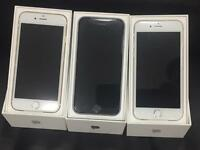 I phone 6 (with warranty and receipt) BRAND NEW BOXED UNLOCKED