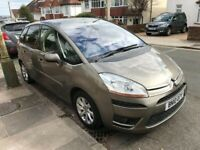 Citroen, C4 PICASSO Exclusive, 2010, 2,0Hdi, 96k - Top of the range