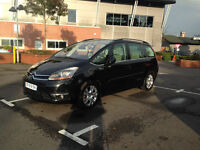 FRENCH EXPAT SELLS LHD GRAND C4 PICASSO 2.0 HDI BVA EXCLUSIVE 2008 FRENCH REGISTERED