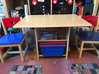 Kiddicare Childrens Table & Chairs
