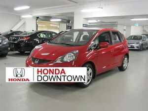 2013 Honda Fit LX, HONDA CERTIFIED