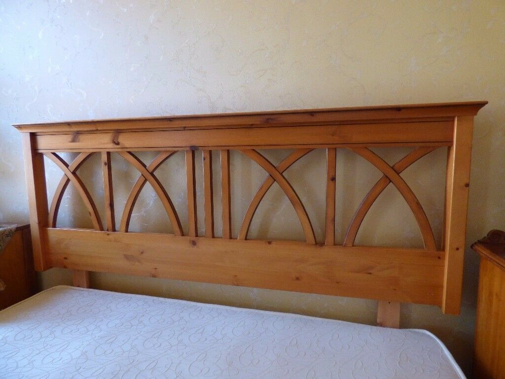 Headboard for king size bed