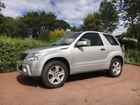 Suzuki Grand Vitara 1.6 VVT AWD (Tidy little car with full Suzuki service history)