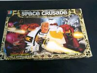 Space crusade board game.... Pretty complete set just some of the figures missing I think.