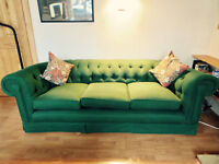 magnificent chesterfield sofa