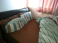 Leather Double Room