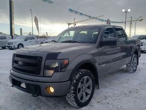 2013 Ford F-150 FX4 - Leather - Navigation - Sunroof