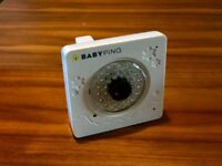 Baby Monitor (works on 4G).. from Babyping