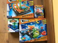 Connex educational games