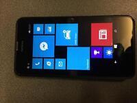 Nokia Lumia 630 with 8gb SD card