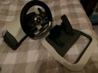 Xbox™ 360 official wireless steering wheel