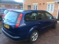 Ford Focus zetec estate 1.8 tdci 101k FSH new timing belt - nice car - cheap diesel estate.