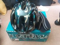 Cycle Helmet - Trax Optima