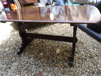 Ercol Refectory Dining Table - Blue Lable - immiculate