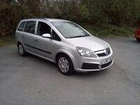 2007 Vauxhall zafira cdti 12 months mot