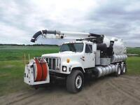 2000 International 2674 sewer cleaning unit