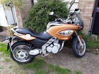 BMW F650 CS Motorcycle
