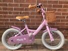 Raleigh Molli 14 2020 Kids Bike Pink